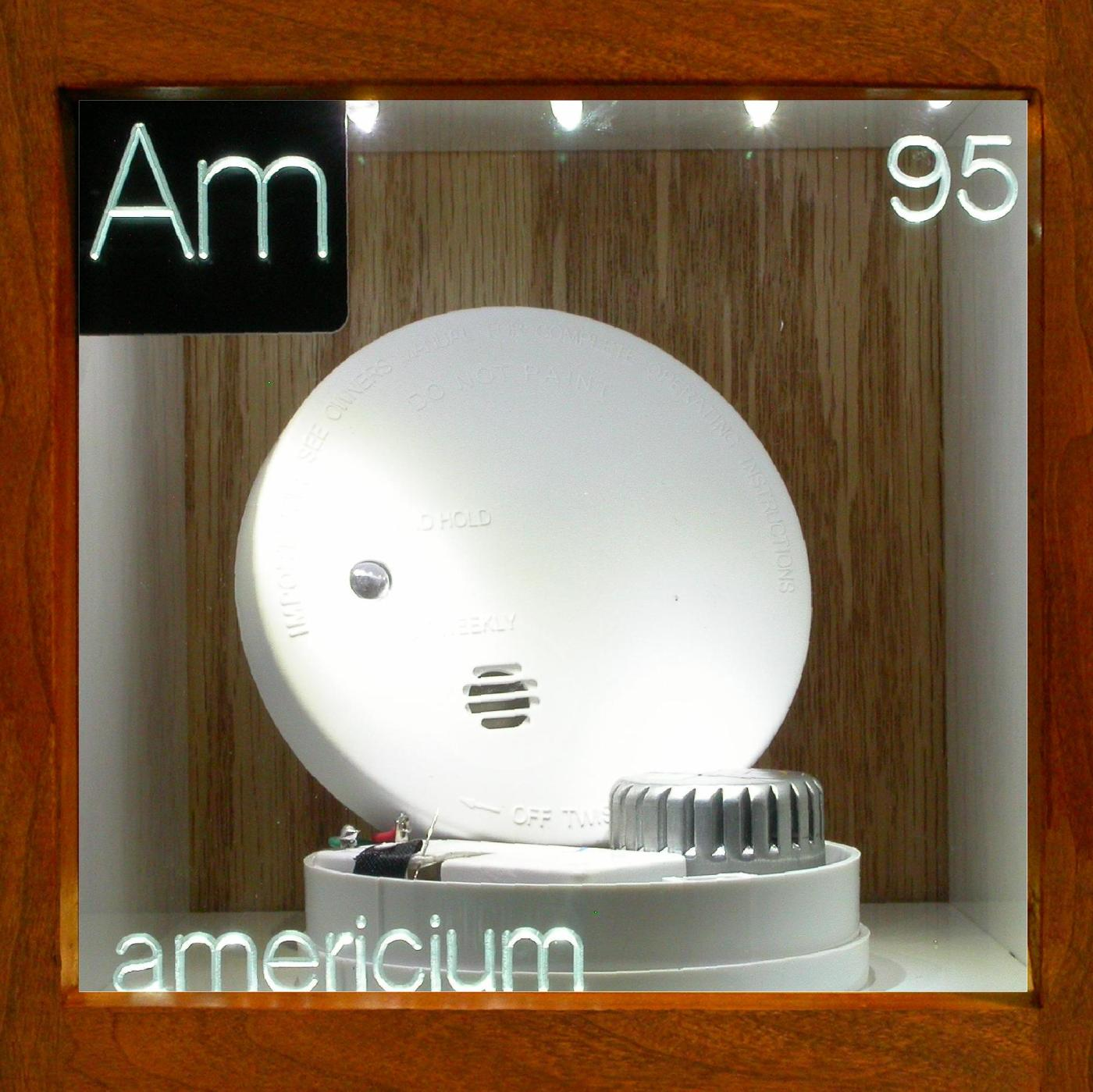 Americium 241 Smoke Detector 2018 Images Pictures Geiger Circuit Board